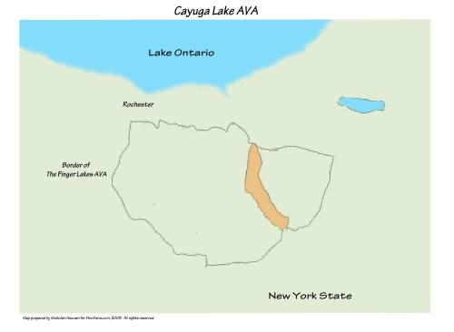 Cayuga Lake AVA