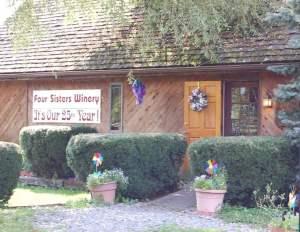 Four Sisters Winery, Belvidere, NJ / Photo: Marguerite Barrett