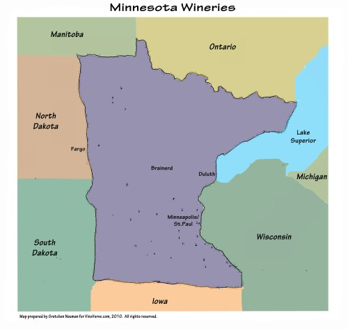Minnesota Wineries