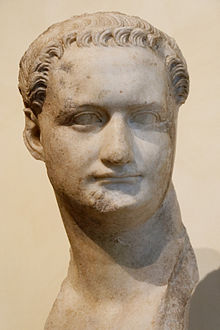 Photo of Bust of Domitian in the Capitoline Museums by Jastrow and released into the public domain by its creator