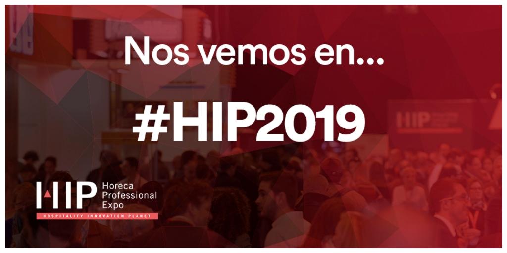 HIP2019 horeca wine show