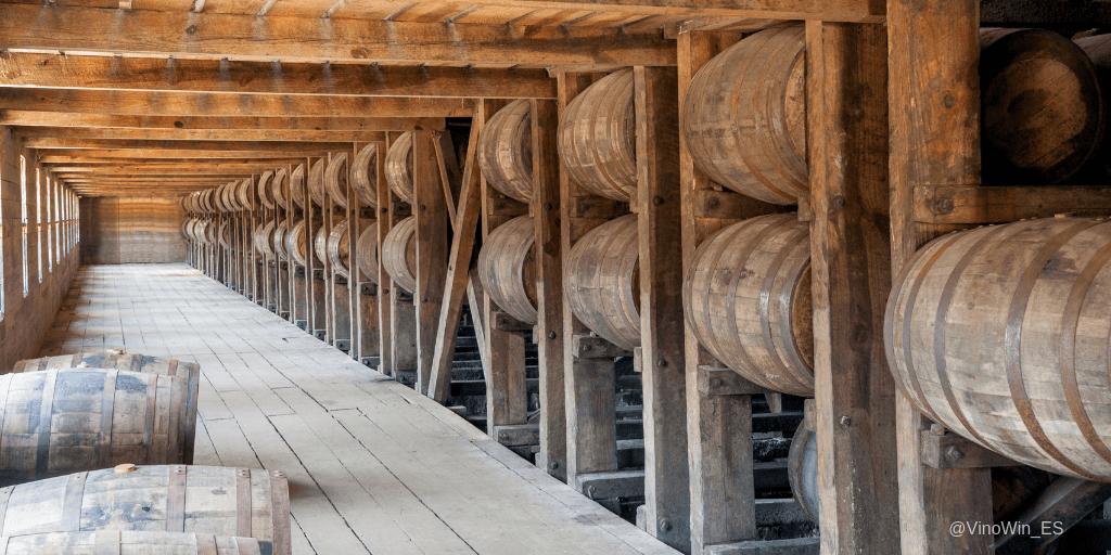 tipos barricas vino roble frances o americano