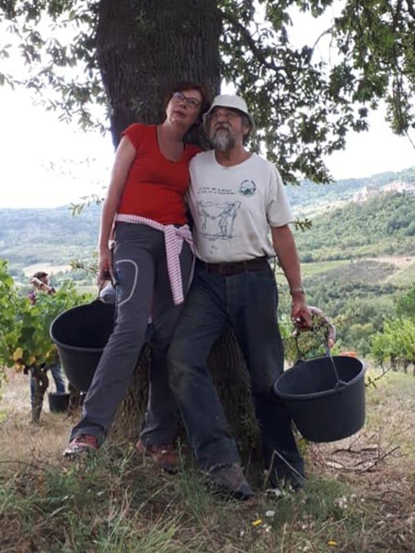 Anne et Jean-Claude Beirieu