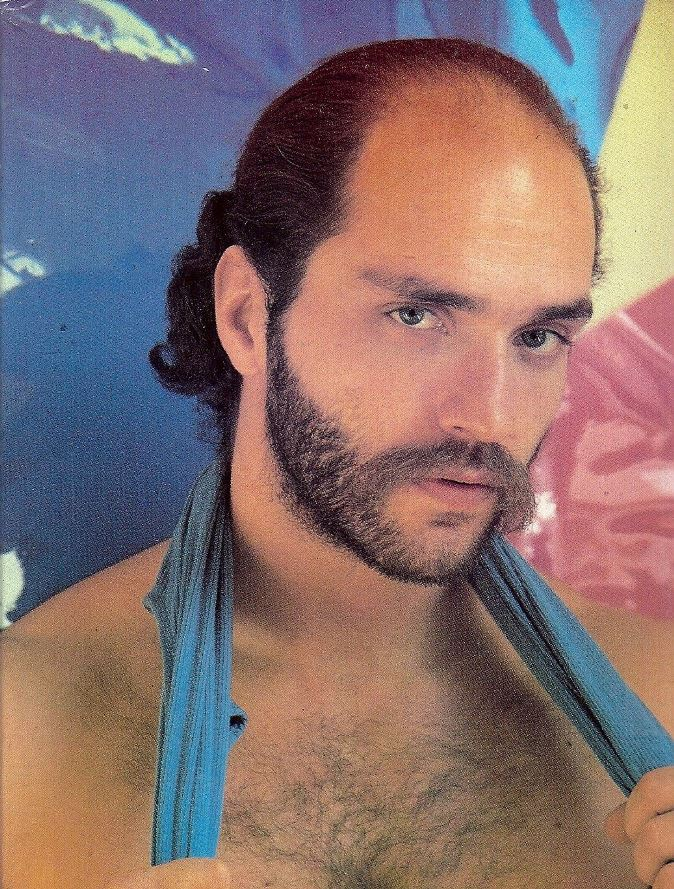 JD Slater vintage gay hot daddy dude men porn