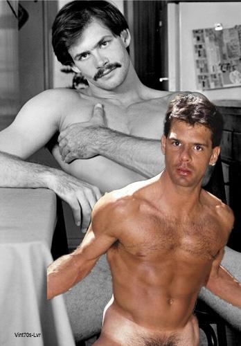 Jon King JW King gay hot vintage daddy dude men porn