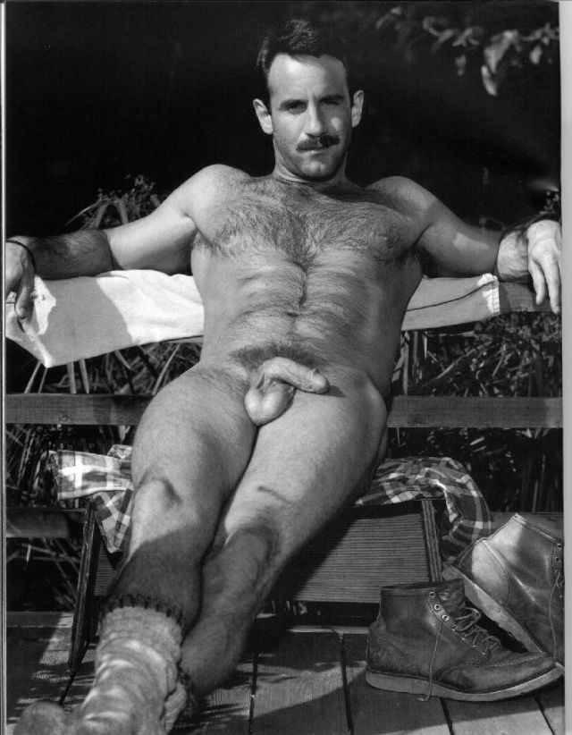 Steve Kelso gay vintage hot daddy dude men porn
