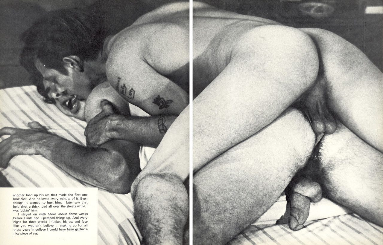 vintage gay hot daddy dude men porn Get 'em While They're Hot