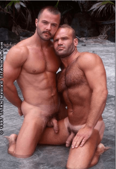 Eduardo fuck Dean Coulter gay hot daddy dude men porn Eruption