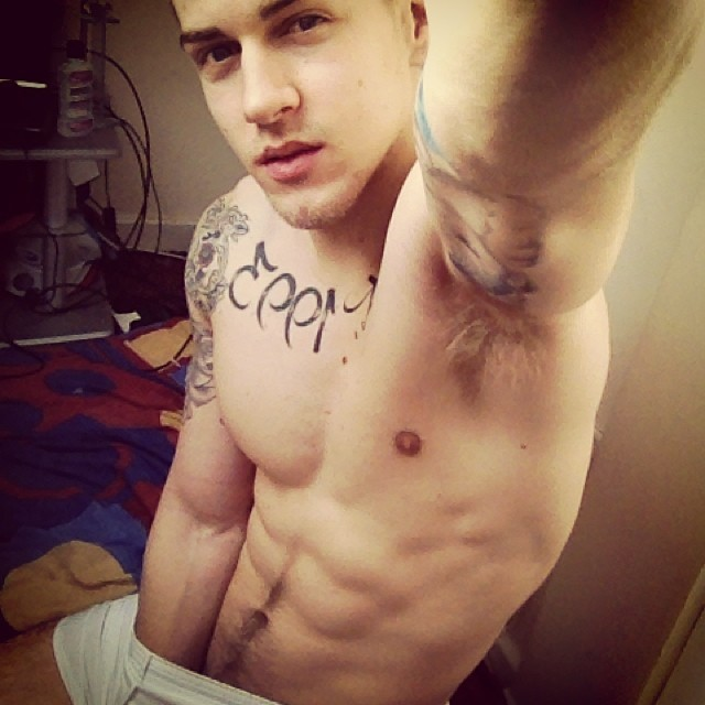 gay hot daddy dude men porn armpit