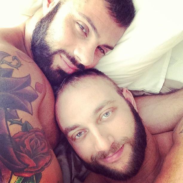 Alex Marte Roderick Mamo gay hot dude daddy men bear porn
