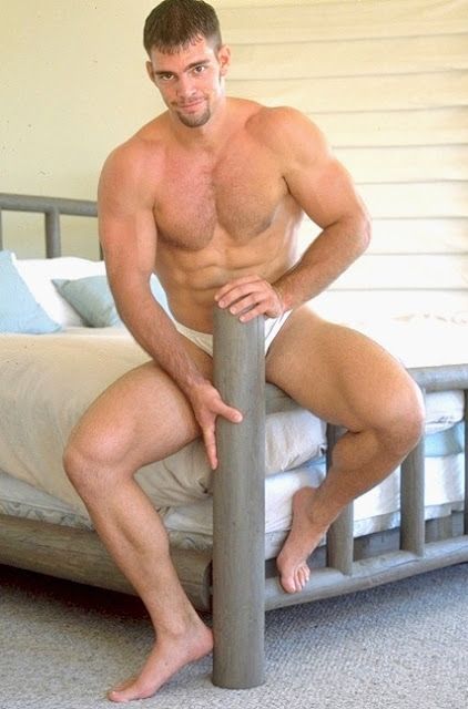 Derek Russo gay hot daddy dude men porn
