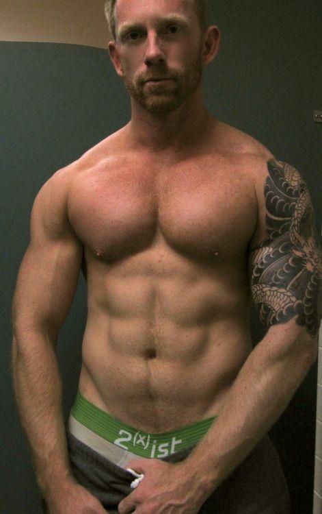 Joel Shoemaker gay hot daddy dude men porn