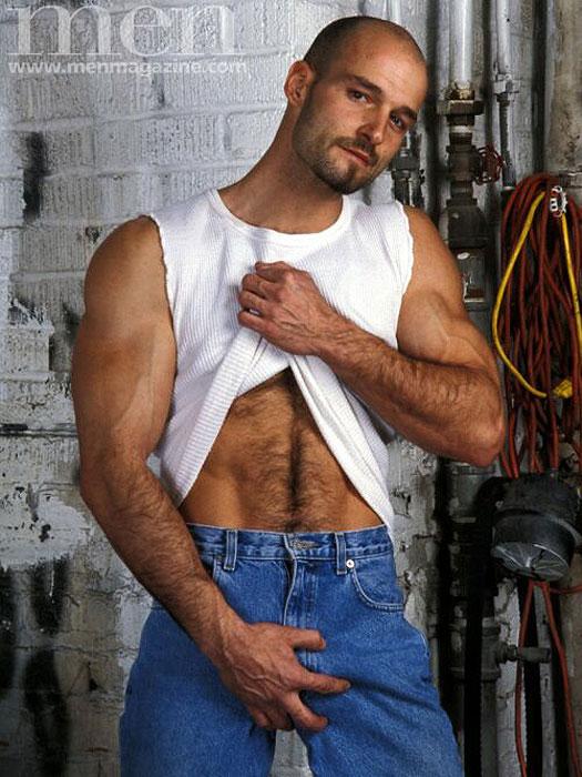 Vincent Greco gay hot daddy dude men porn