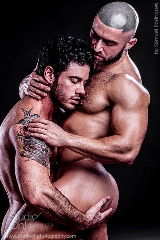 Jonathan Best fuck Francois Sagat hot gay daddy dude men porn