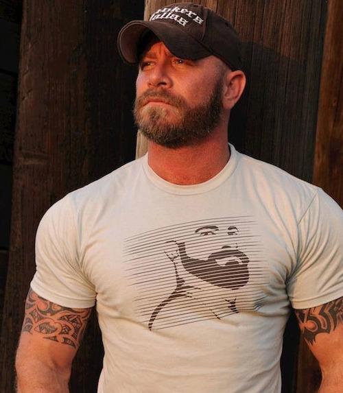 Chris Miklos gay hot daddy dude men bear porn