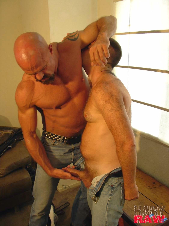 Wolf Getz Jesse Hammer bareback fuck gay hot daddy dude men porn