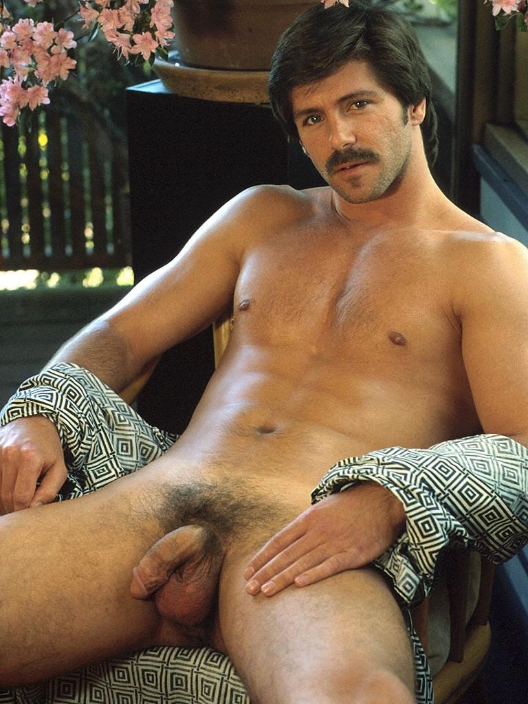 Justin Banks vintage gay hot daddy dude men porn