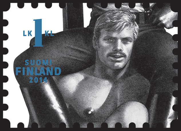 tom of finland vintage gay porn daddy dude men art