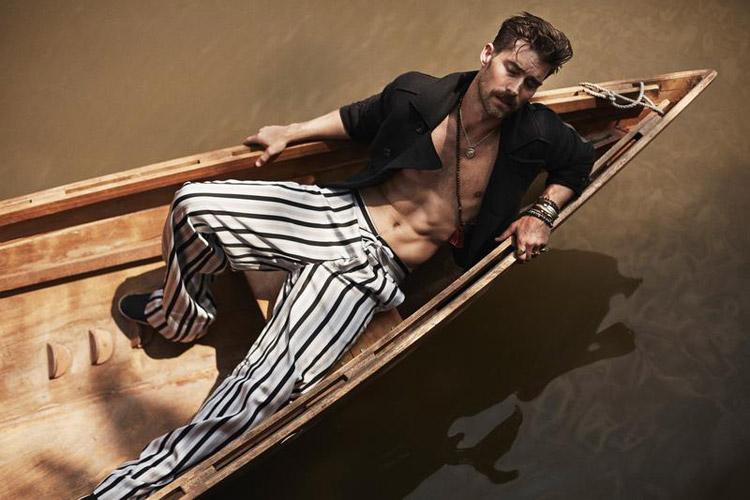 chris brown gay hot daddy dude men model