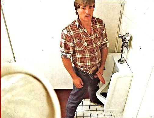 gay hot daddy dude men porn str8 toilet