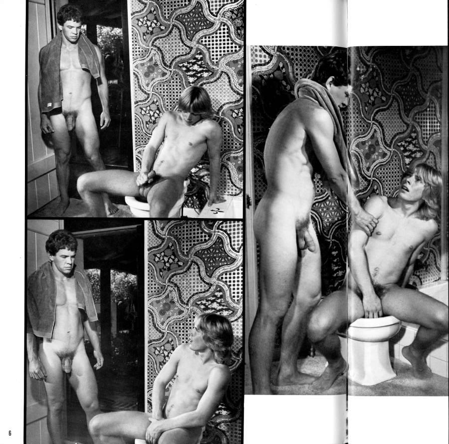 Doug Danny Harper vintage gay hot dude men porn Nova