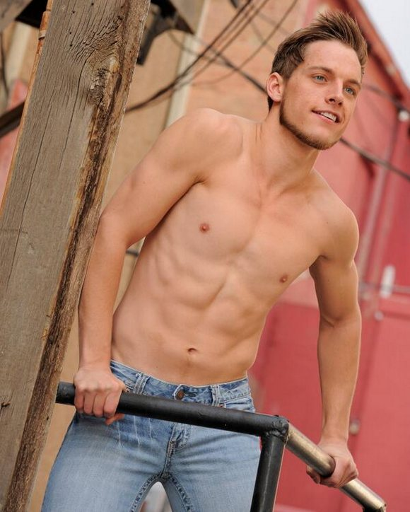 Tayte Hanson gay hot dude men porn