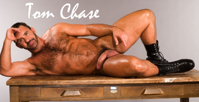 Tom Chase gay hot daddy dude men porn