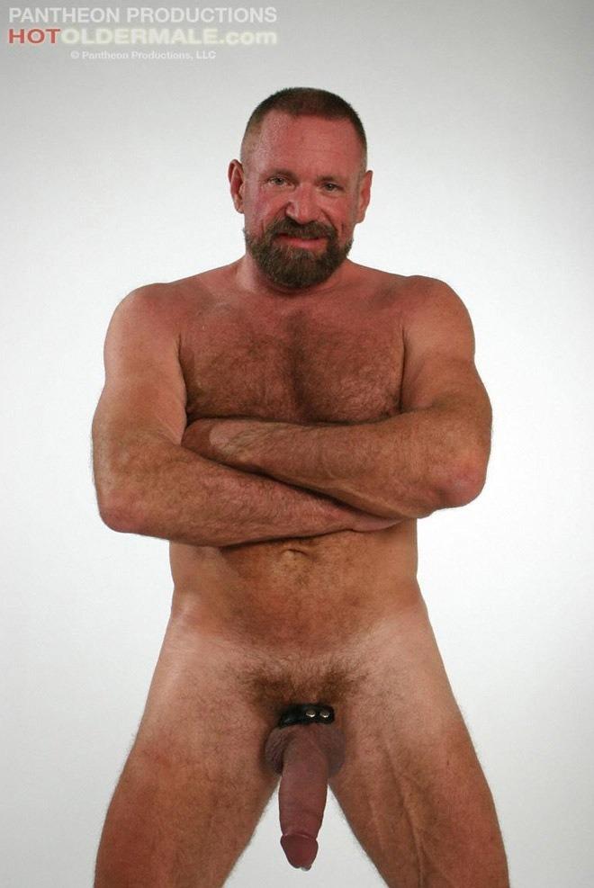 Rob Lawrence gay hot daddy bear porn