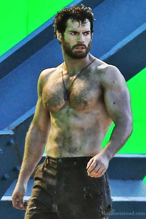 Henry Cavill Superman hot sexy ripped rugged men