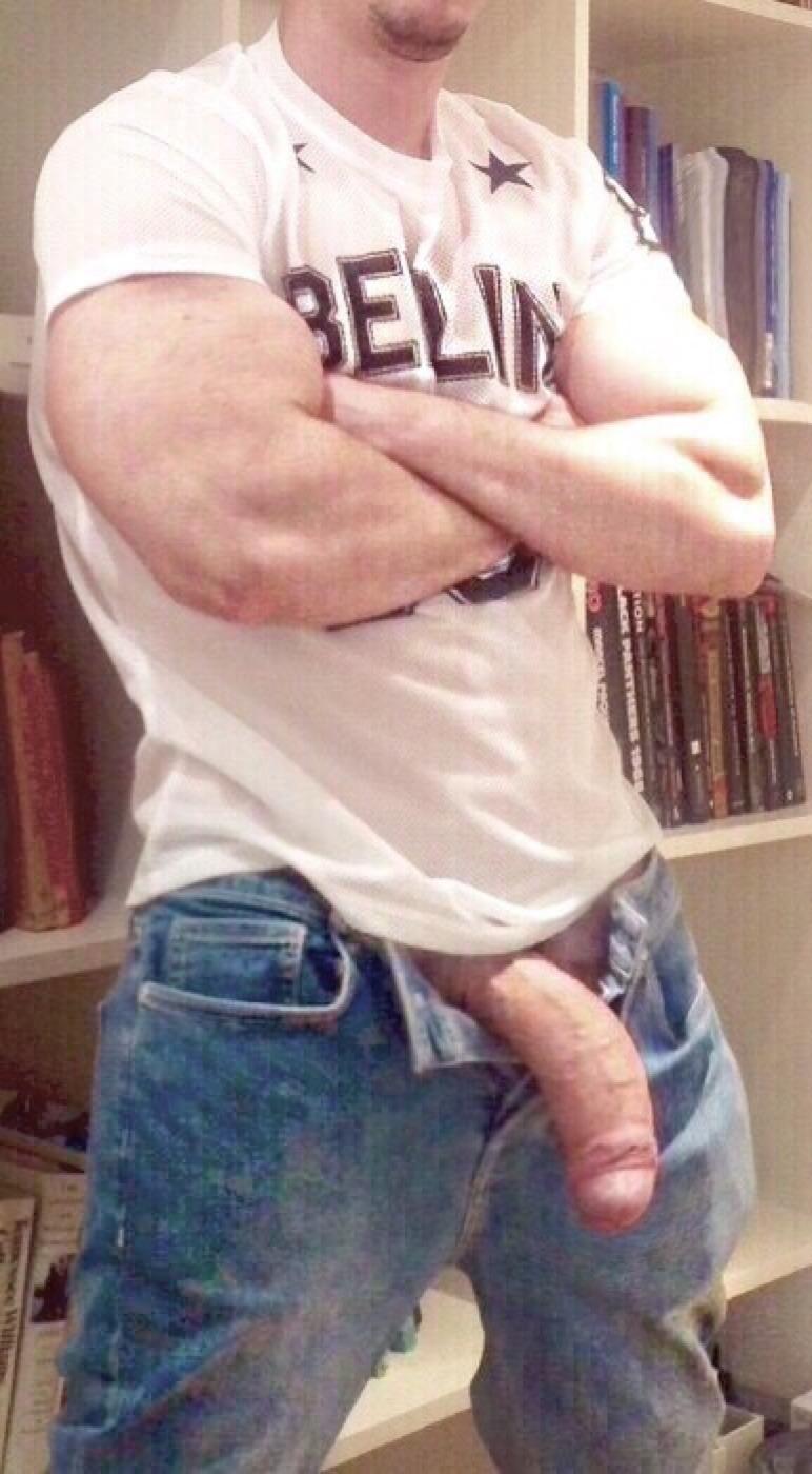 gay hot daddy dude men porn str8 boner cock