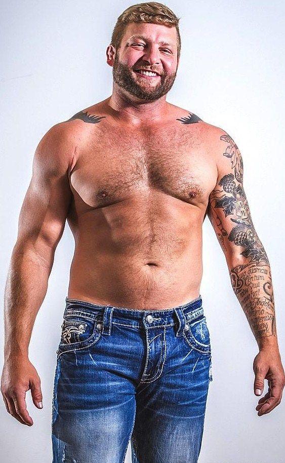 Colby Jansen gay hot daddy dude men porn