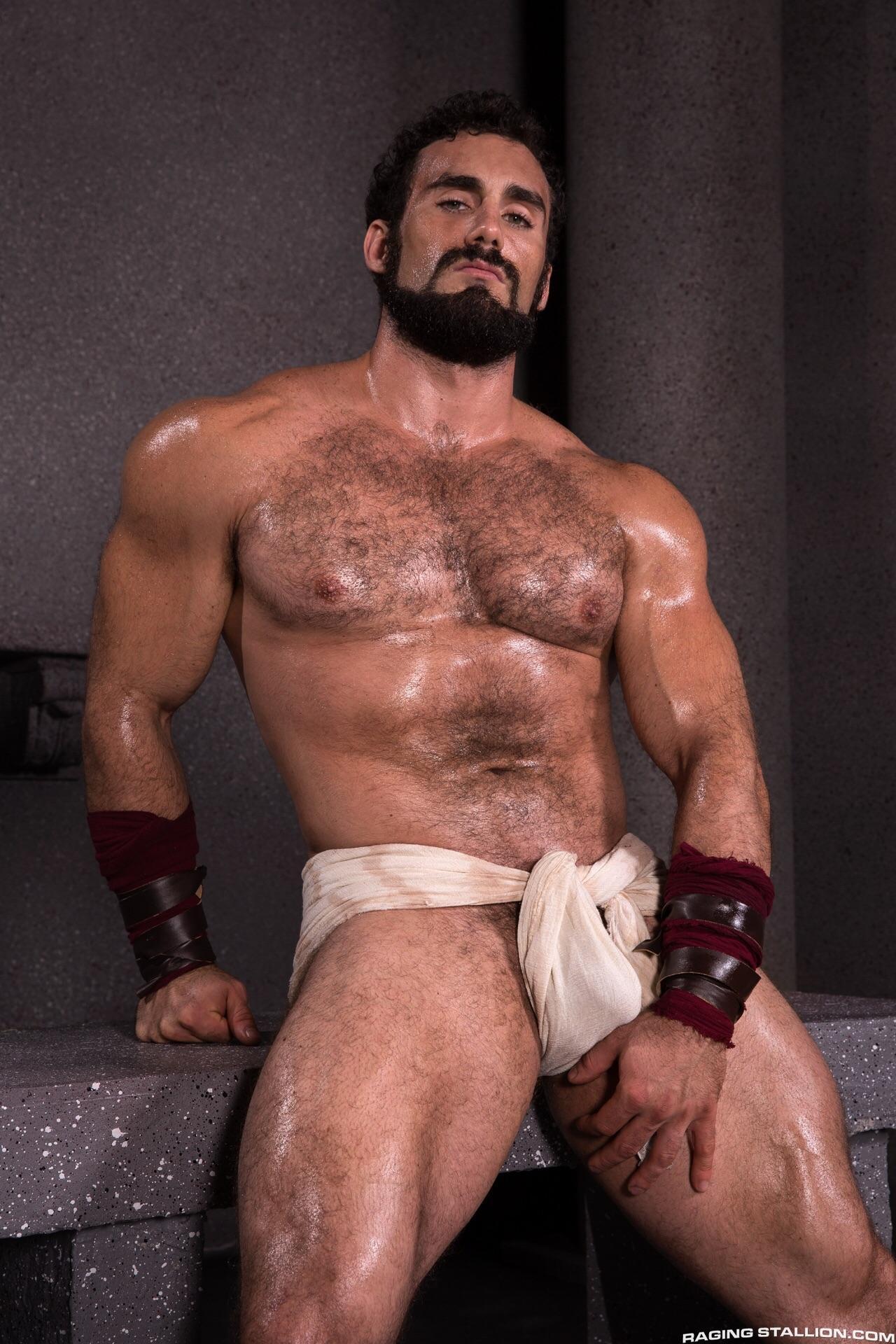 Jaxton Wheeler gay hot daddy dude men porn str8