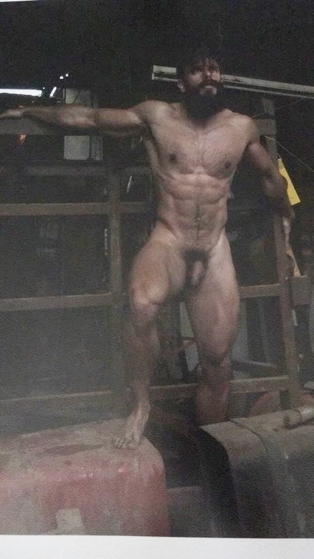 Killian Belliard hot ripped men dudes daddies