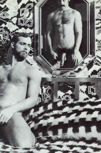 Boyd Winner Nick Poulos vintage gay hot daddy dude men porn