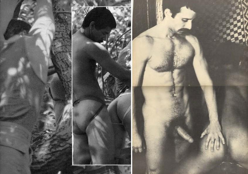 Roy Garrett Bob Shane vintage gay hot daddy dude men porn