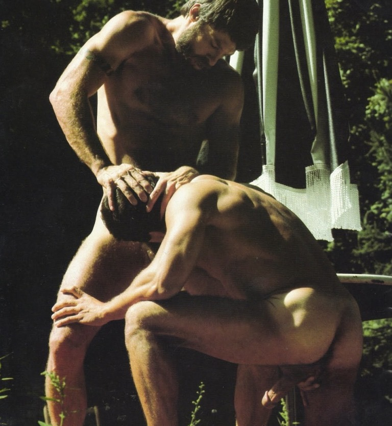 Rod Mitchell fuck Jeremy Brent gay vintage hot dude daddy dude men porn Happy Hiker