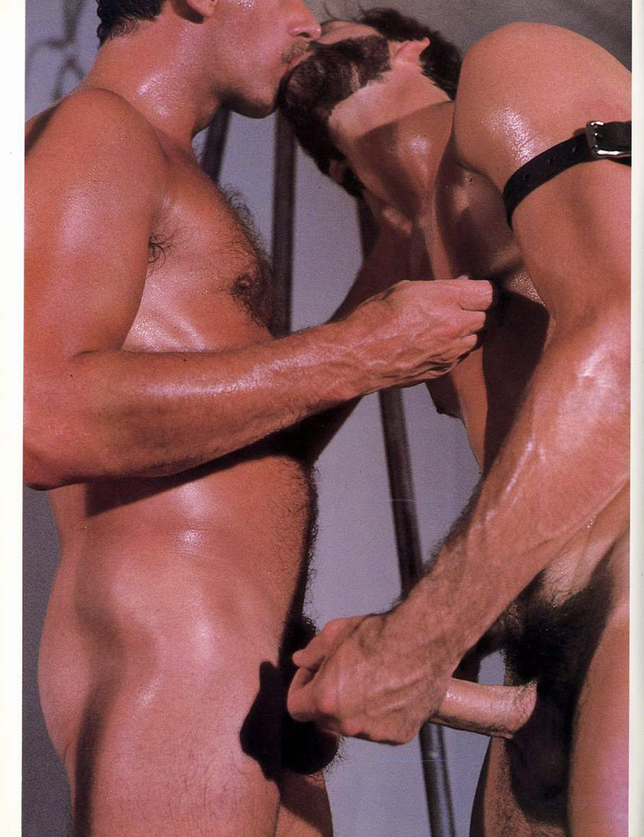 JW King Ryder vintage hot daddy dude gay porn Tightropes