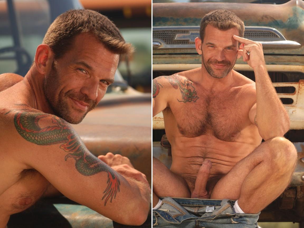 Gus Mattox gay hot daddy dude men porn
