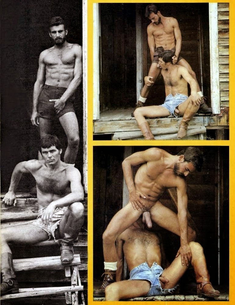 Al Parker Mike Davis vintage gay hot daddy dude men porn Timberwolves