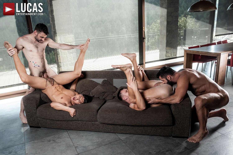 max arion andrey vic ken summers victor dangelo bareback fuck orgy gay hot dude daddy men porn