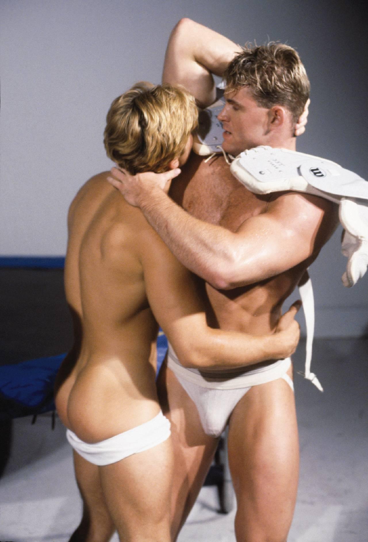Ken Ryker Alec Powers David Logan New Pledgemaster gay hot daddy dude men porn