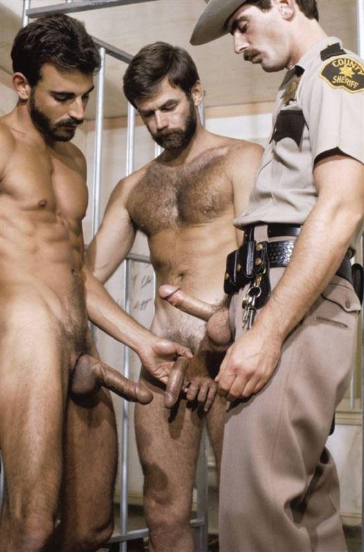 Al Parker vintage gay hot daddy dude men porn