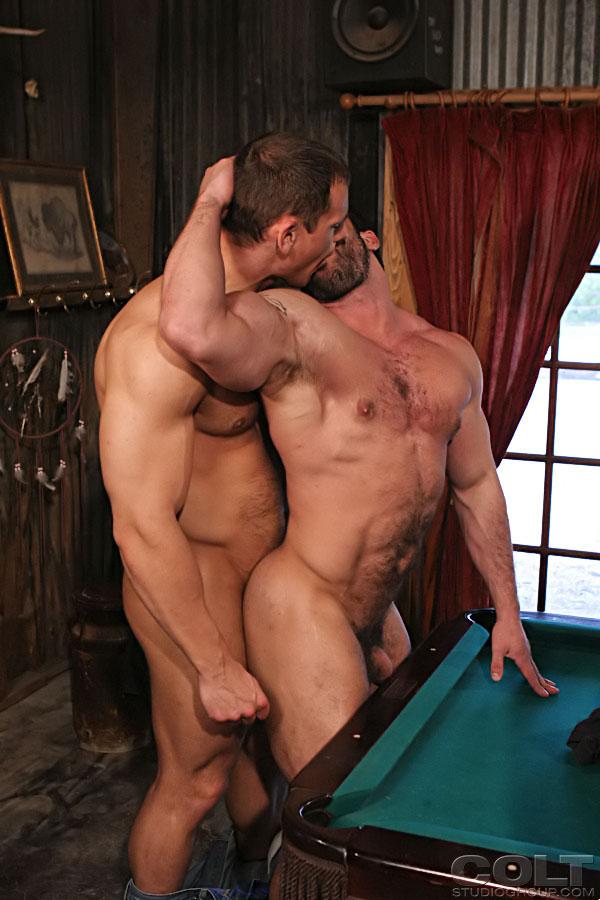 Chris WIde Carlo Masi flip fuck gay hot daddy dude men porn wide strokes