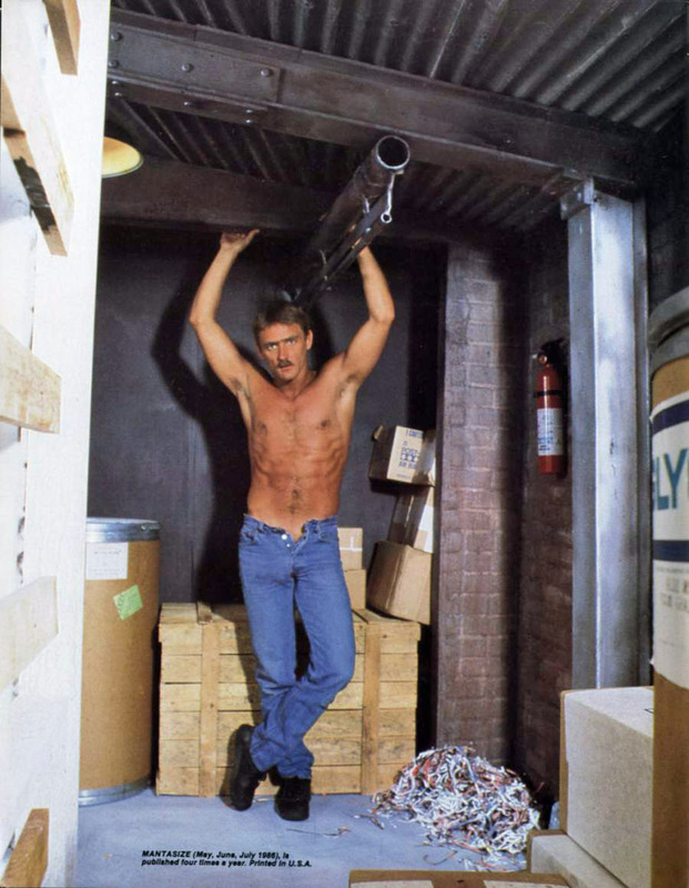 Jeff Turk gay vintage daddy porn