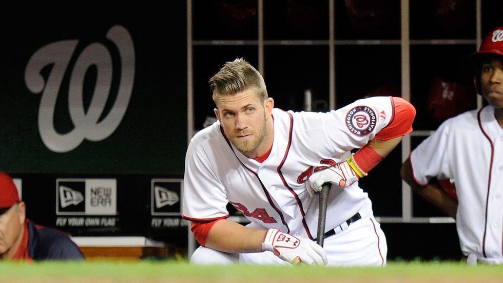 Bryce Harper MLB hot daddies dudes men