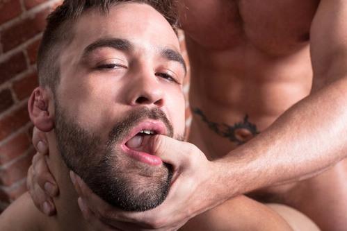 Austin Wolf fuck Ian Parker gay hot daddy dude men porn