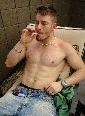 Mike Roberts gay hot daddy dude men porn randy blue