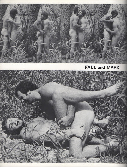 Paul Barresi Mark Wolf