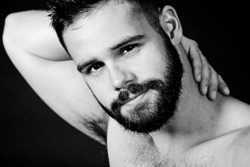 David LaFlamme gay hot daddy dude men