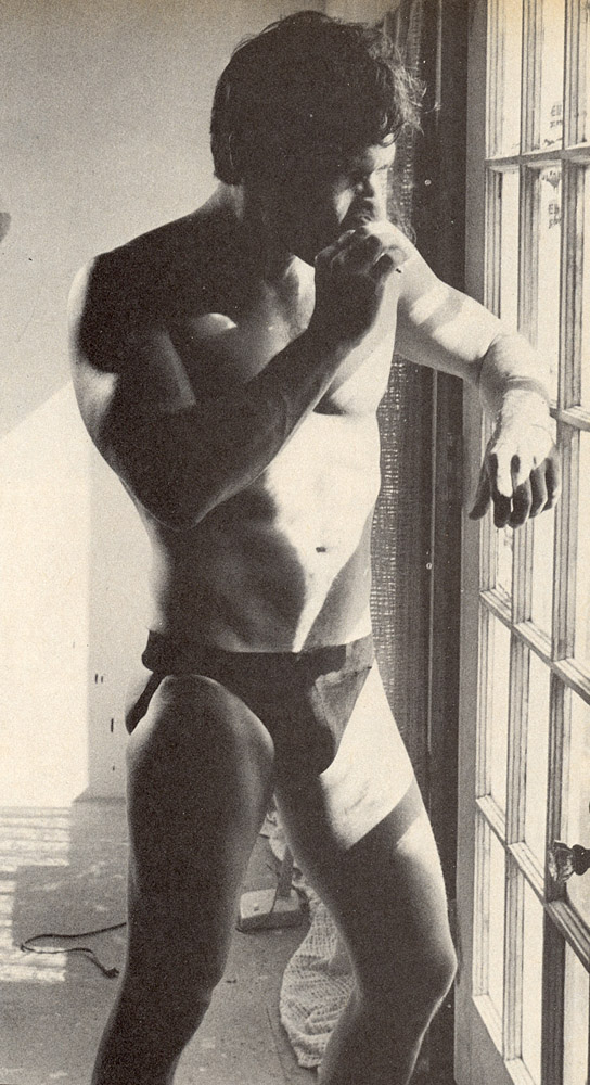 Fred Halsted vintage gay daddy porn